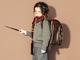 専用の「魔法の杖ホルダー」付き! 世界初「ハリー・ポッター」コラボのランドセルが誕生