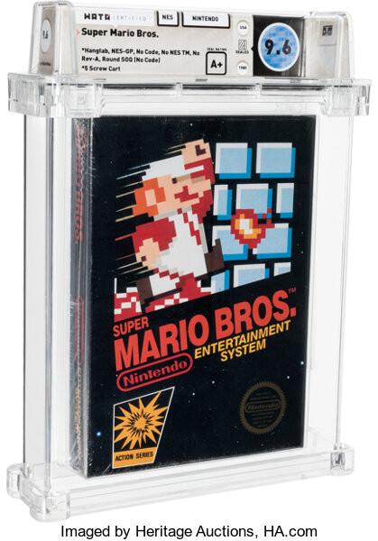 マリオ7300万円