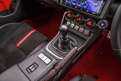 トヨタ 86 BRZ