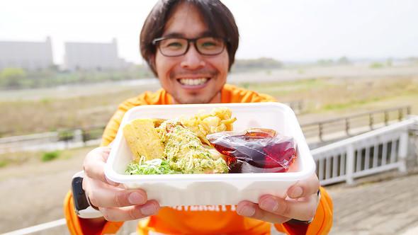 【画像】丸亀製麺うどん弁当