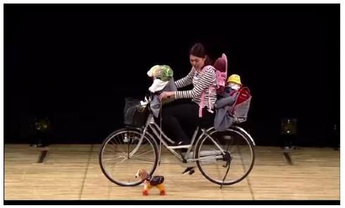 横澤夏子 オリエンタルラジオ 藤森慎吾 ママチャリ R-1 コント 出産 娘
