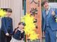 エハラマサヒロの三女が小学校入学 笑顔でピースの家族写真とともに妻が報告「ピカピカの一年生の可愛さたまらない!」