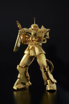 純金ガンダム