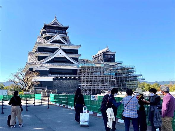 「熊本城瓦御守」