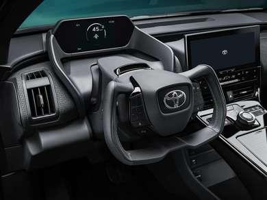 トヨタ EV bZ4X