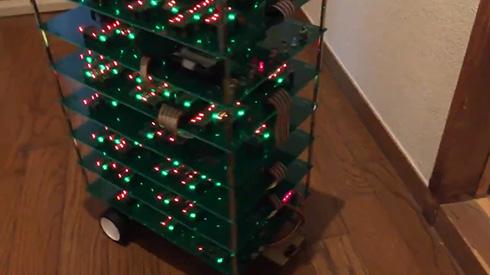 世紀末感がすごい…… トランジスタ1738個をはんだ付けしてCPUをまるごと作れる「地獄のキット」