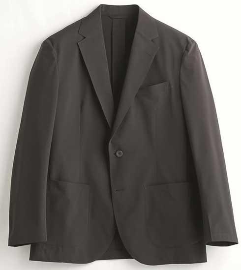 エコバッグジャケット バッグに変えられるジャケット 洋服の青山