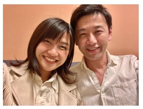 ゆりえ、31歳バースデーに夫・大浦龍宇一とラブラブ2ショット 「今だけ ...