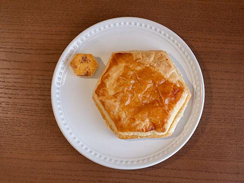 パイの実とパイの実みたいなデニッシュ