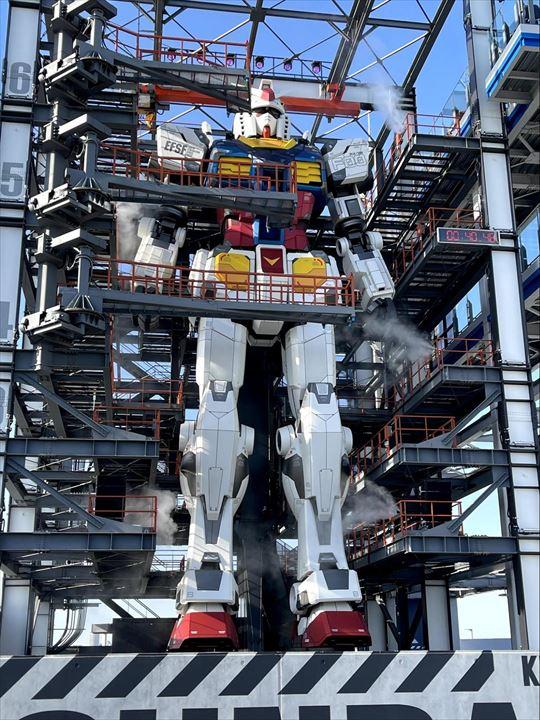横浜ガンダム