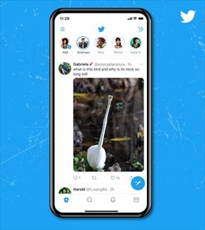 Twitterアプリが画像を全体表示する仕様に変更