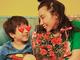 仲里依紗、息子からの手紙&カーネーションに大喜び 「母の日をありがたく噛み締めます」と幸せいっぱい親子ショット
