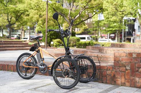 カワサキ 電動自転車 電動バイク