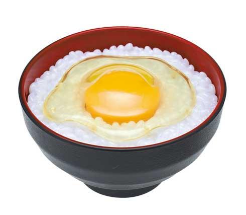 卵かけご飯 ライト カプセルトイ TKG フィギュア キタンクラブ