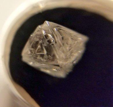原石ダイヤ購入