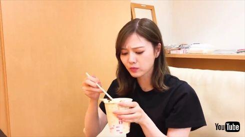 元乃木坂46 白石麻衣 楽屋 雑談 カップ麺 仕事終わり 親近感 YouTube