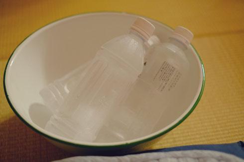 ペットボトル除湿