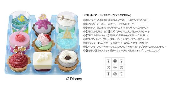 コージーコーナー リトルマーメイド ケーキ