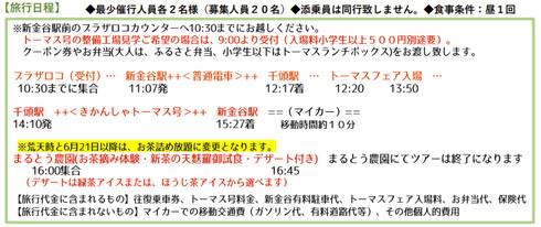 大井川鐵道 トーマス号 ツアー