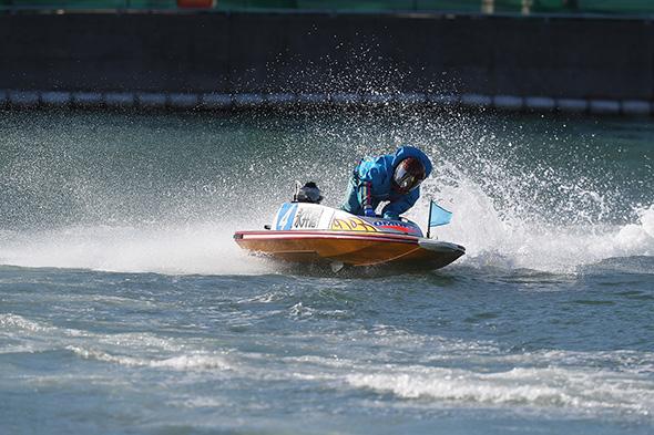 ボートレース 永井彪也 SGボートレースオールスター イケメン