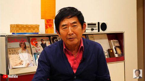 石田純一 あごマスク 新型コロナウイルス感染症(COVID-19)