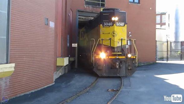 鉄道 海外 YouTube ビール 工場