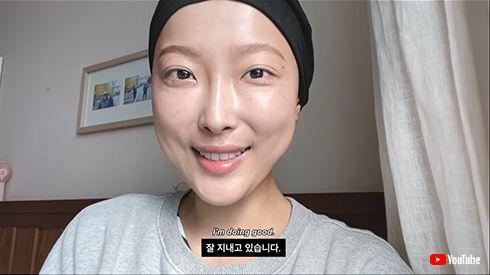 韓国 美容 YouTuber セビョク 새벽 Dawn lee 死去 ガン Instagram