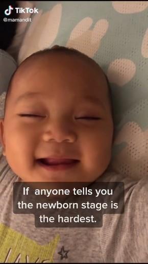 新生児期が一番大変