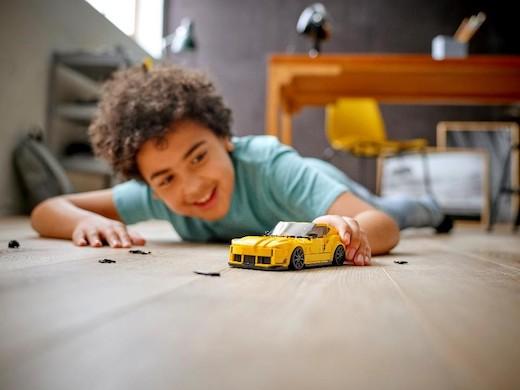 レゴ GRスープラ トヨタ自動車 スピードチャンピオン