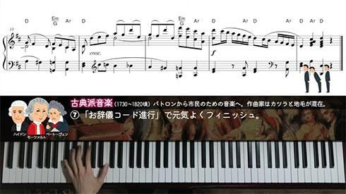 架空のクラシック音楽で音楽史を振り返る・古典
