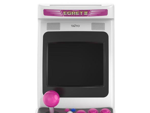 タイトー 卓上ゲームセンター EGRETII mini カイザーナックル スペースインベーダー