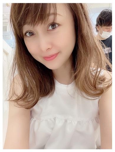 渡辺美奈代 ヘアカット 髪