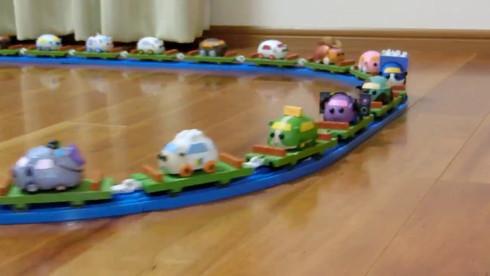 モルカー輸送列車