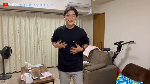 おばたのお兄さん 山崎夕貴 誕生日 サプライズ