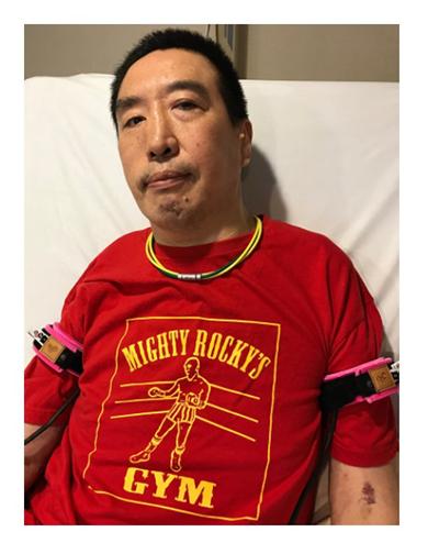 高山善廣 頚髄完全損傷 リハビリ プロレスラー