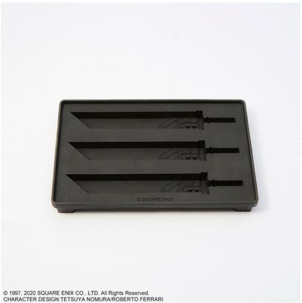 ff7 リメイク バスターソード クラウド 製氷皿 シリコン