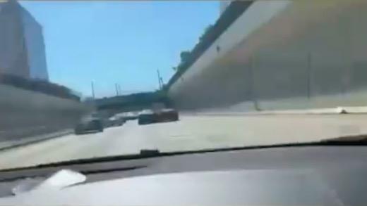 フェラーリ 事故 フィラデルフィア