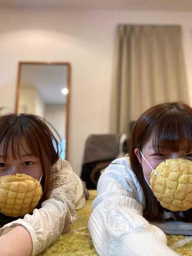 メロンパン製 マスク マスクパン 匂い 飛沫防止