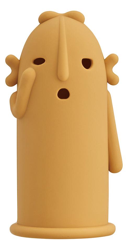 はにわの形の指サック第2弾 さらに表情豊かになった「はにさっく 其の弐」が登場