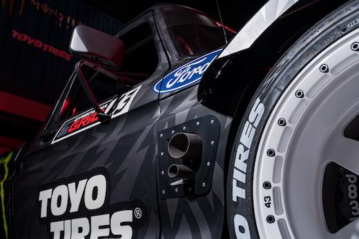 フーニガン ケン・ブロック フーニトラック 魔改造 フォード F-150 ピックアップトラック