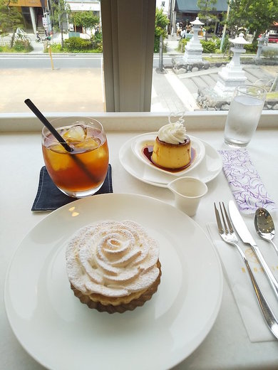 「豊島屋洋菓子舗 置石」メインイメージ