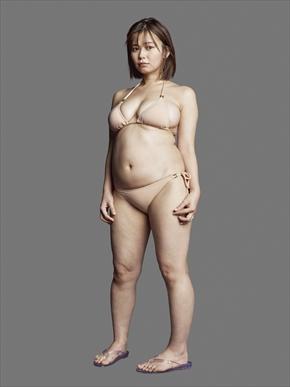 和地つかさ グラビア ライザップ ダイエット 体重体 脂肪率 ウエスト