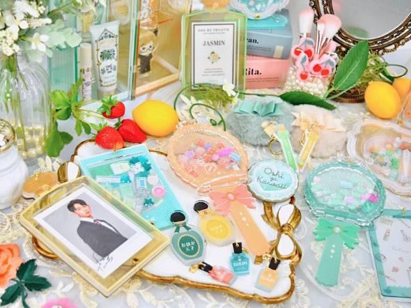 「fanfancy+」のポップアップストアfanfancy+ My Make Room」アイテムイメージ