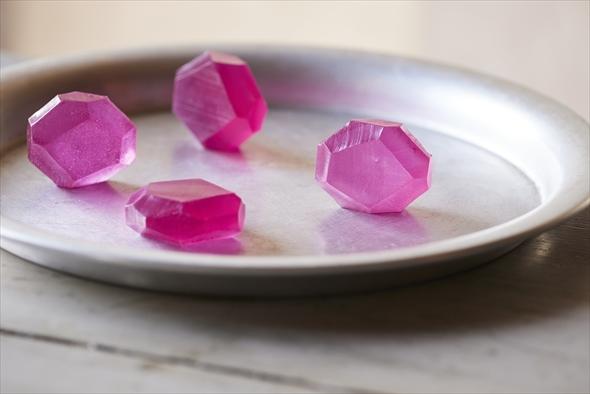 きらきら鉱物菓子の作り方