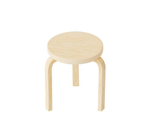 北欧家具とのコラボガチャ 「アルテック」が手のひらサイズのミニチュアで登場