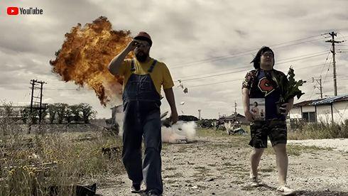 ガリガリガリクソン リー五世 LEON 写真集 女装 爆破 YontaFe-fatboyslim-