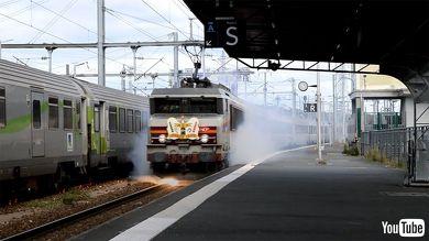 鉄道 海外 YouTube サプライズ フランス