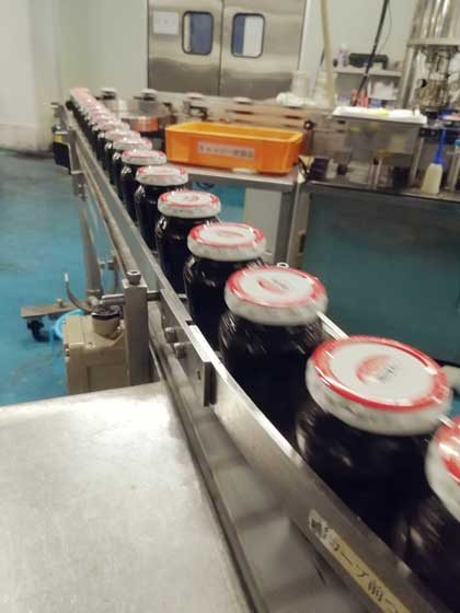 磯じまん 生海苔 佃煮 ガラス 瓶 形状 進化 改良