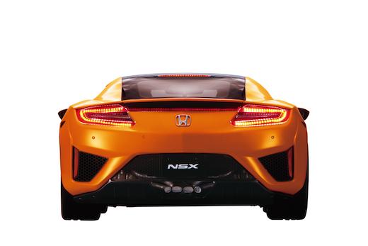 ディアゴスティーニ Honda ホンダ NSX ダイキャスト 1/8スケール