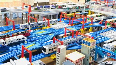 プラレール 博多駅